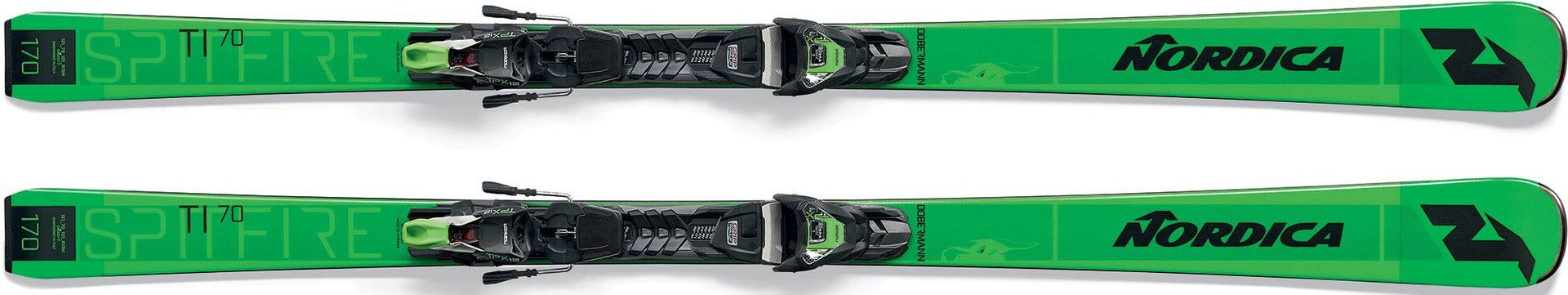 NORDICA SPITFIRE RB TI GREEN